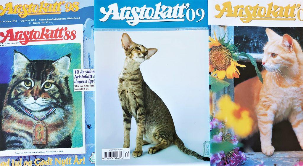Bilder av bladet aristokatt
